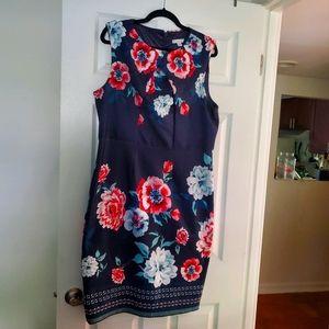 Floral Sheath Dress NYANDCOMPANY